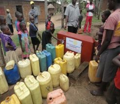Clean water renews hope in eastern uganda water sanitation the flooding created other problems as well trees were destroyed resulting in further erosion and worsened flooding and serious scarcity of firewood fandeluxe Image collections