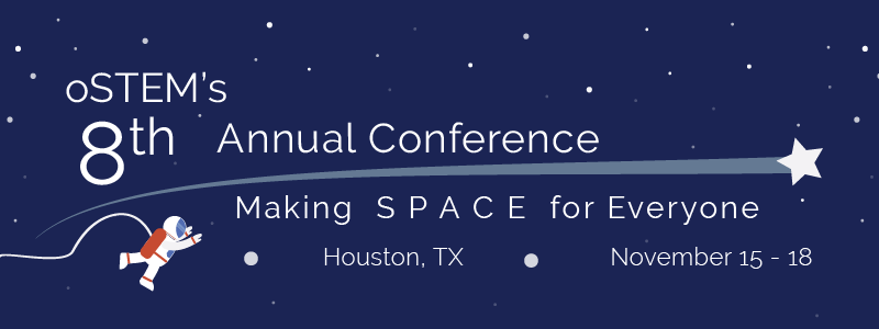 Conference 2018 - Home Page | Out in Science, Technology