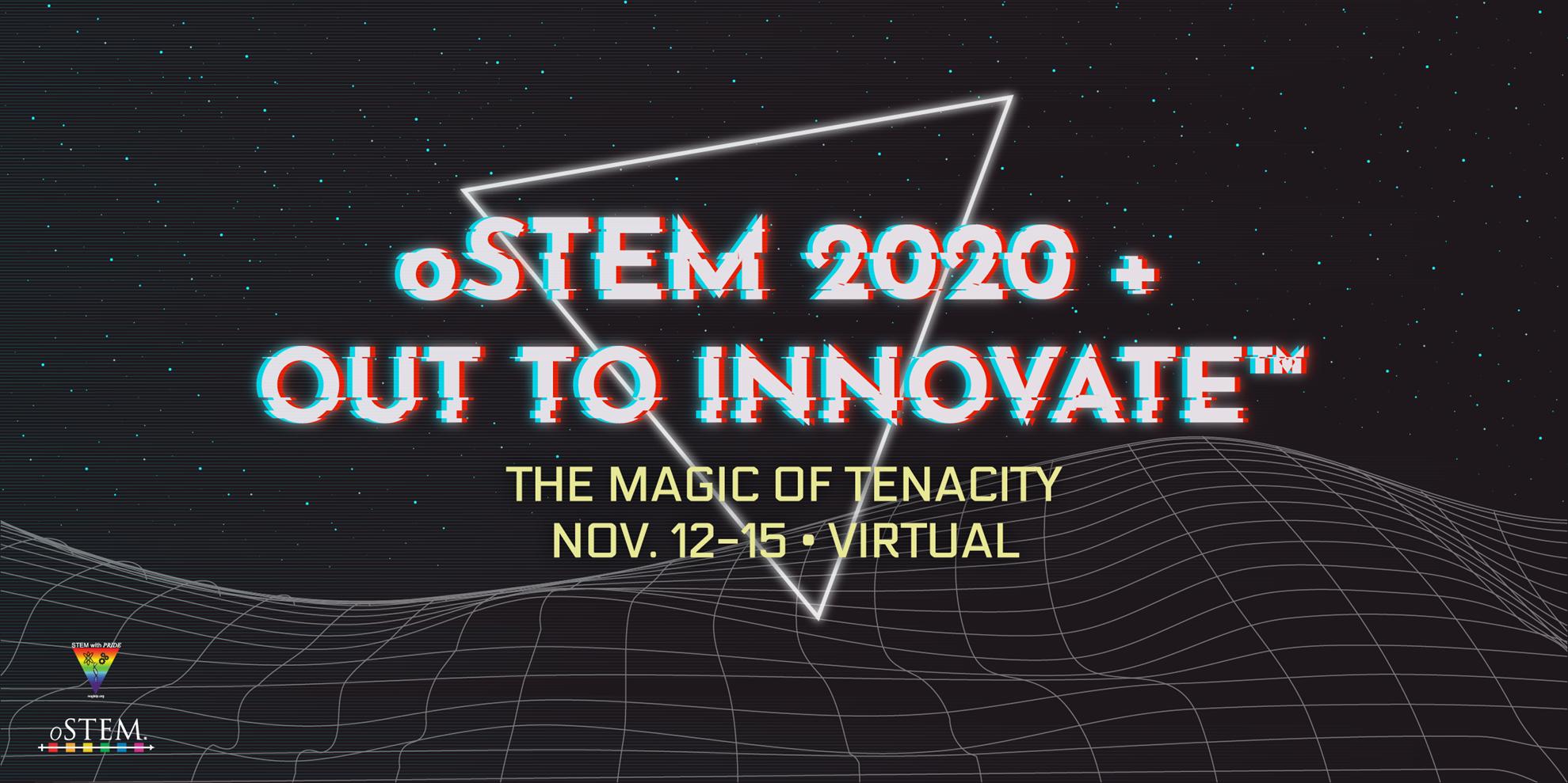 oSTEM 2020 Conference Image