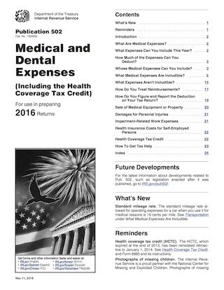 Holistic Health Care IS Tax-Deductible | Holistic Chamber ...