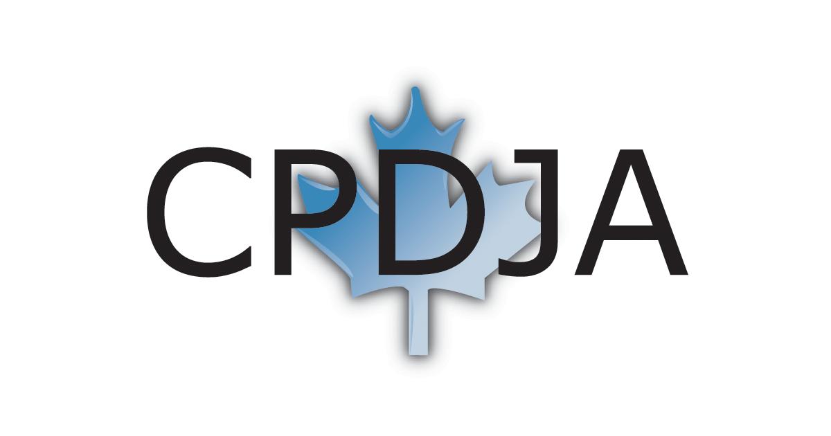CPDJA logo