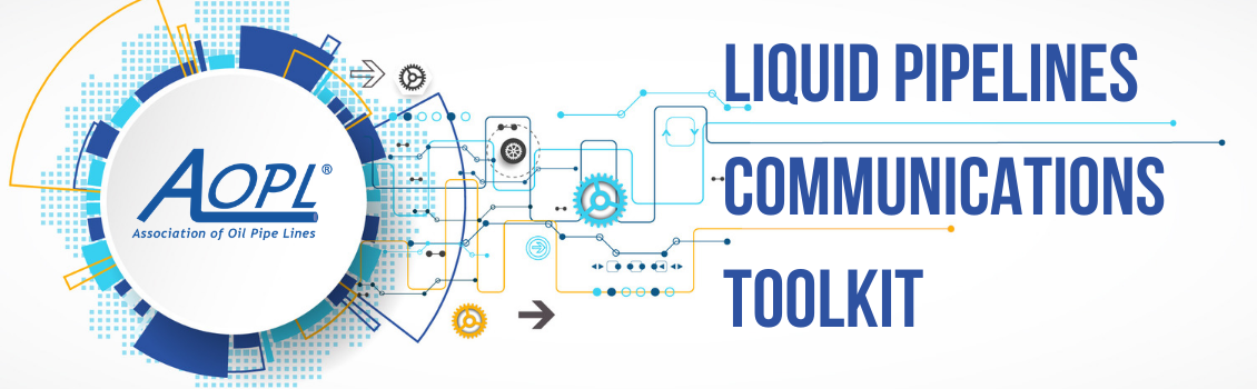 Liquid Pipelines Communications graphic