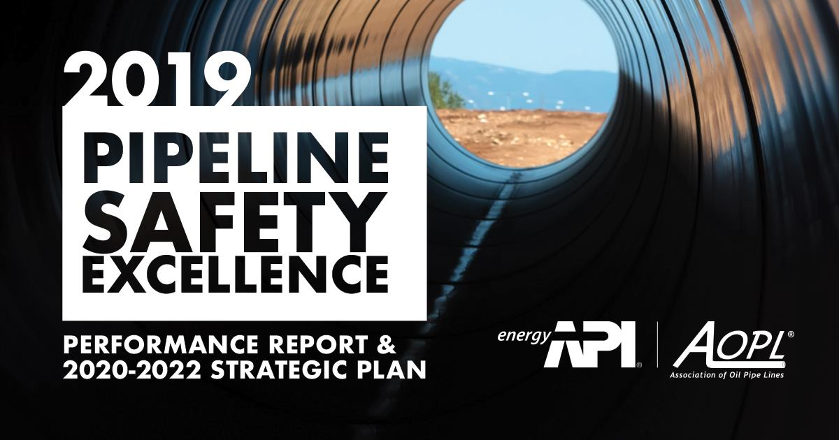 Pipeline Safety Performance 2019