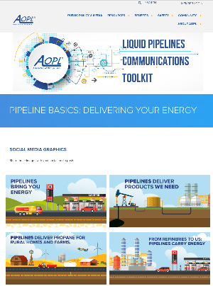 Pipeline Basics: Delivering Your Energy