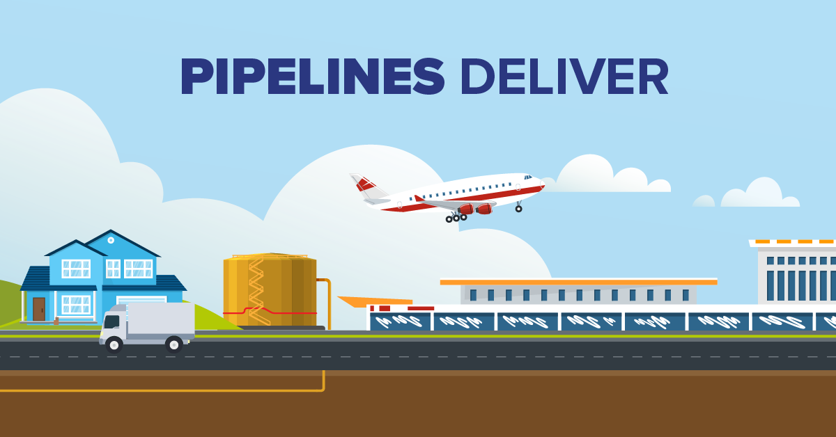 Pipelines Deliver