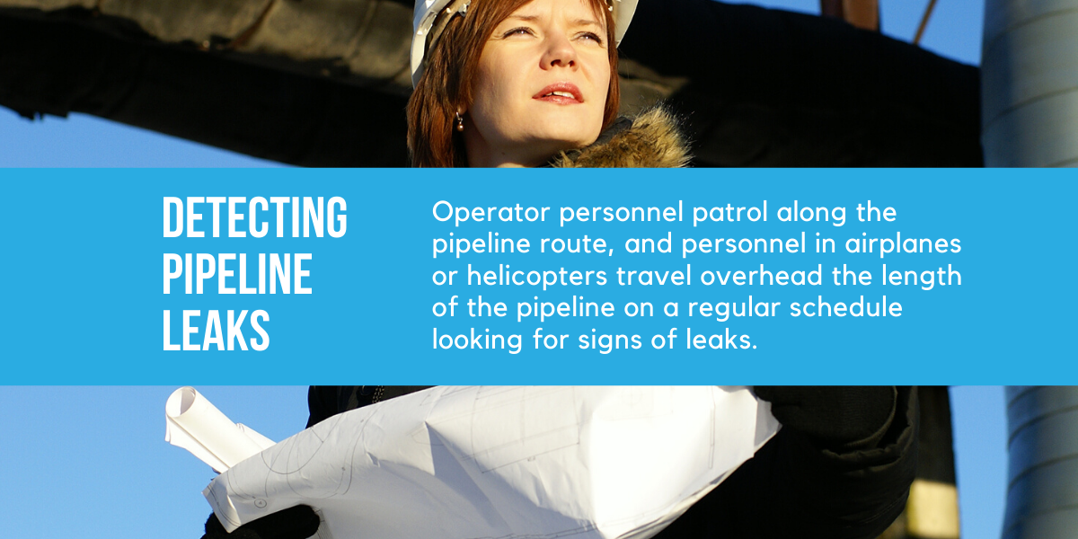 Detecting Pipeline Leaks