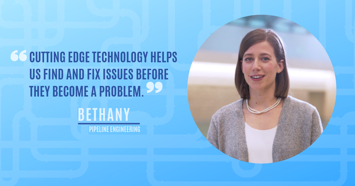 Cutting edge technology helps us find and fix issues before they become a problem.