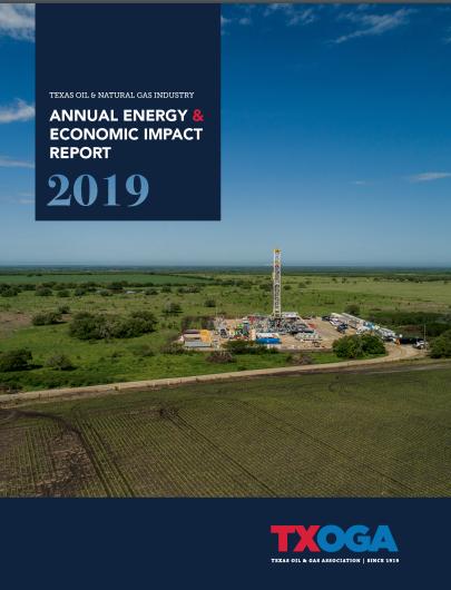 TXOGA Annual Energy & Economic Impact Report 2019
