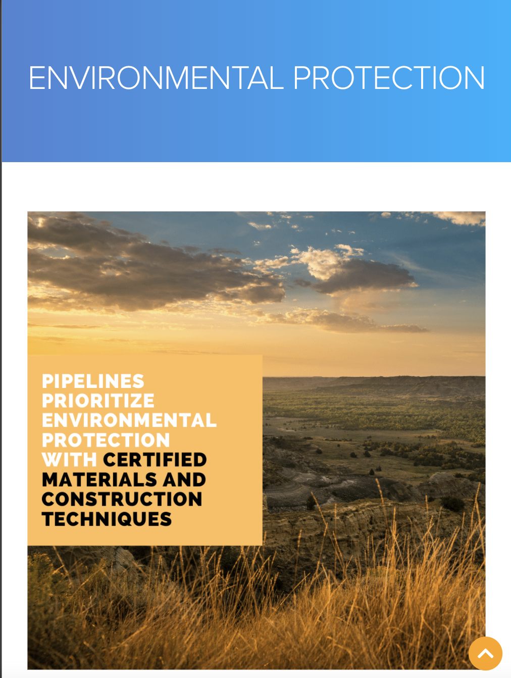 Website Resource | Environmental Protection