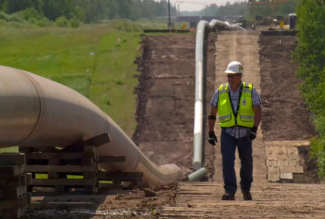 Pipeline operator checking the constructed pipeline