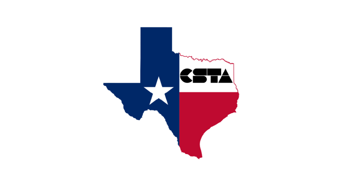 Texas CSTA Chapters Virtual Conference 2021