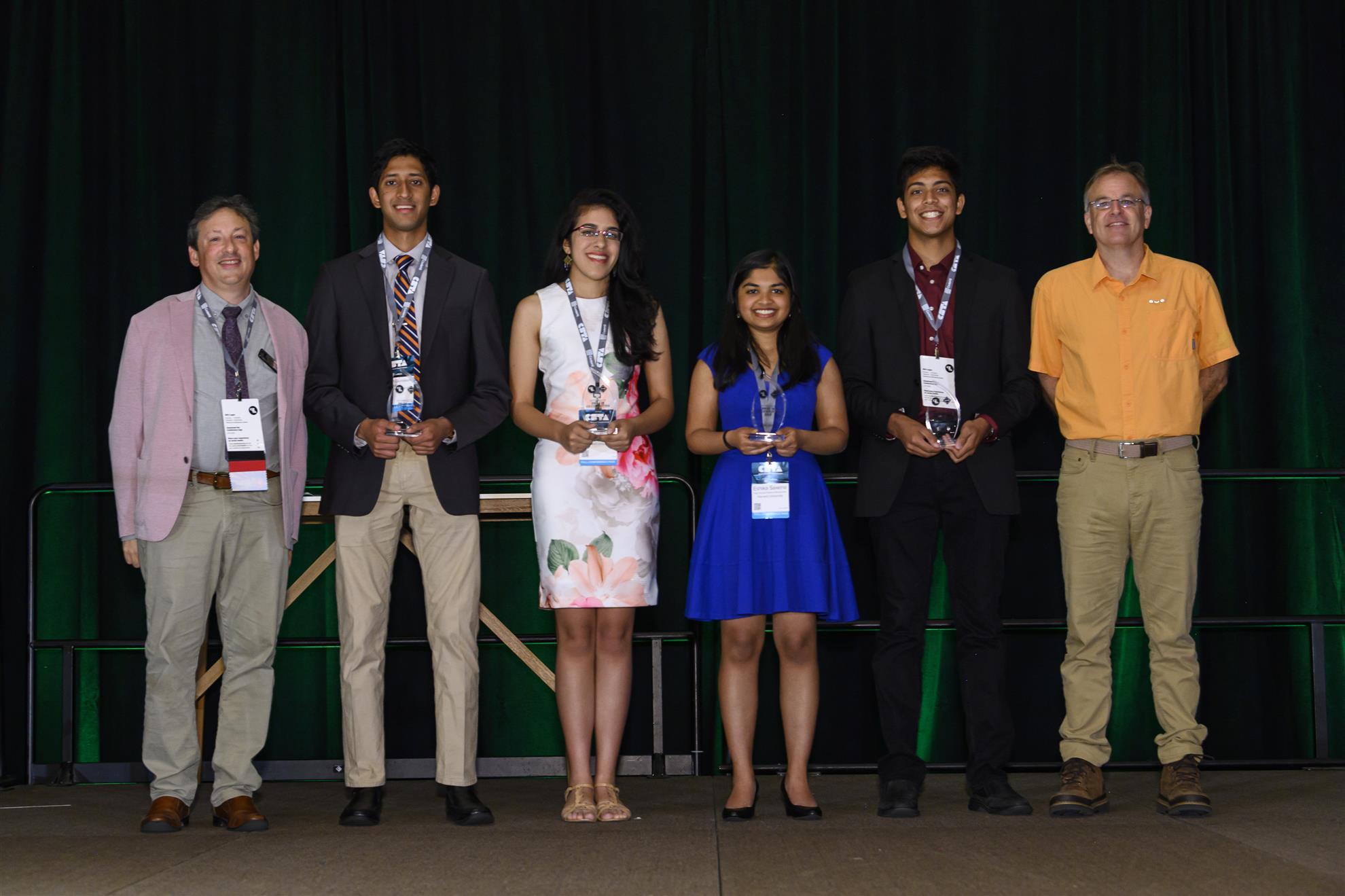 2019 Cutler-Bell Prize Winners