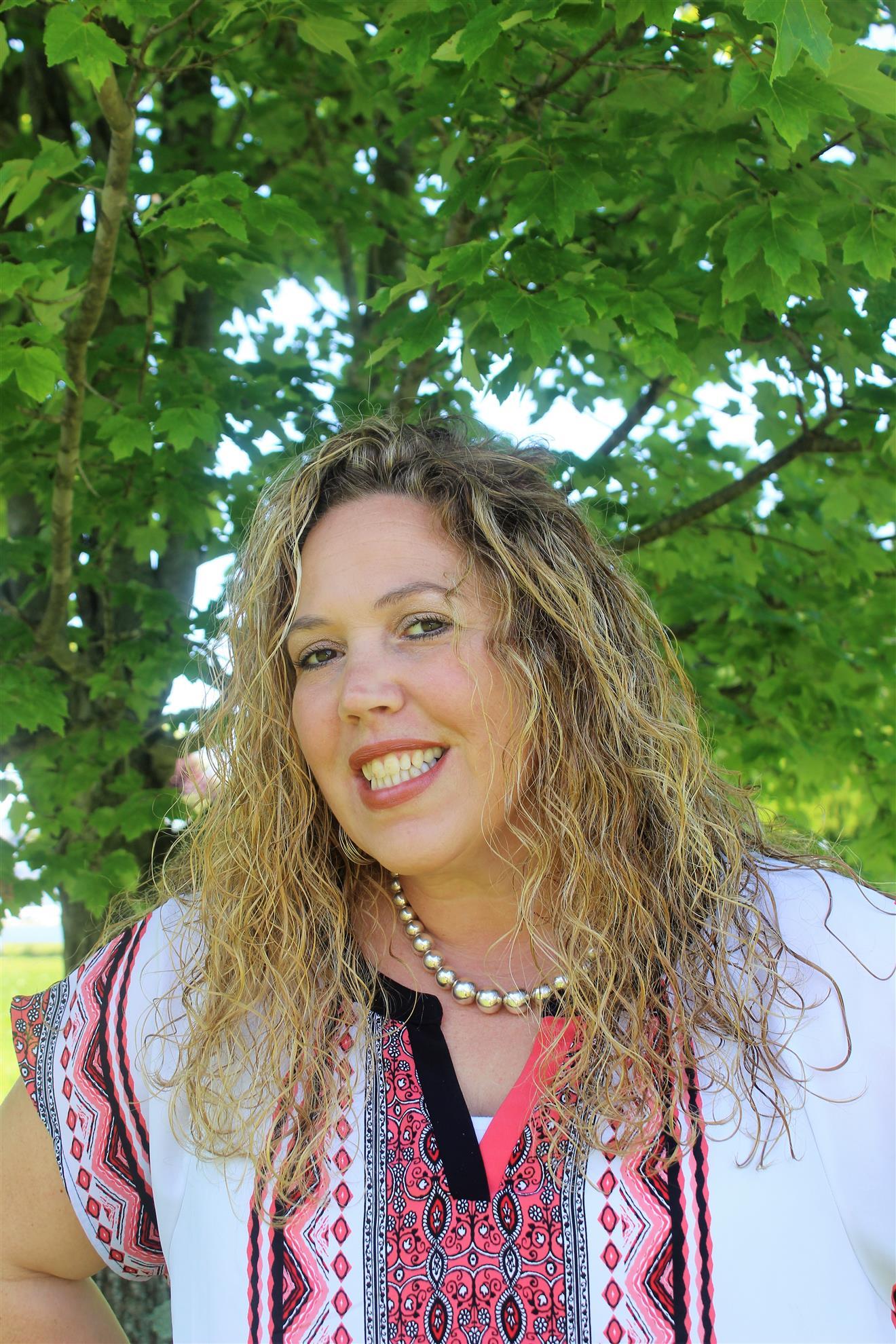 Mary Heishman Headshot