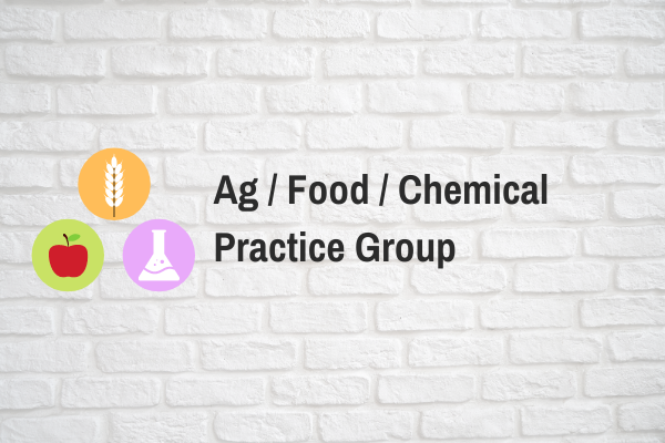 Ag / Food / Chemical Call 2021-09