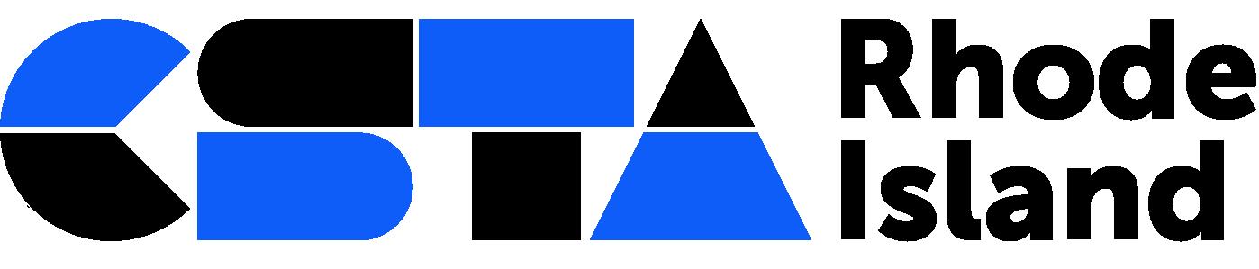 CSTA Rhode Island logo