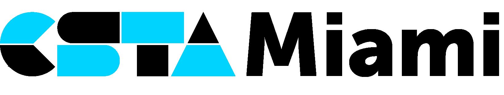 CSTA Miami logo