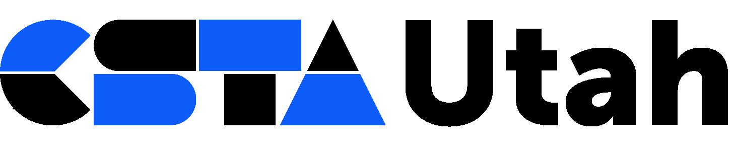 CSTA Utah logo