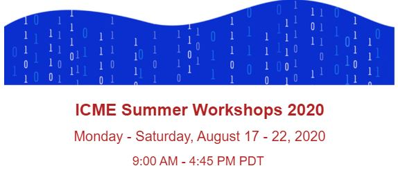 ICME Summer Workshops - Stanford Data Science (CSTA Connecticut)