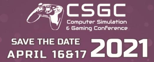 Computer Simulation & Gaming Conference (CSTA Oklahoma)