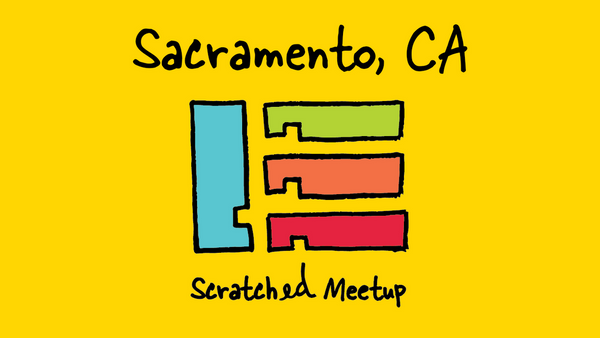 Gearing Up For CSEdWeek with Scratch (CSTA Sacramento)