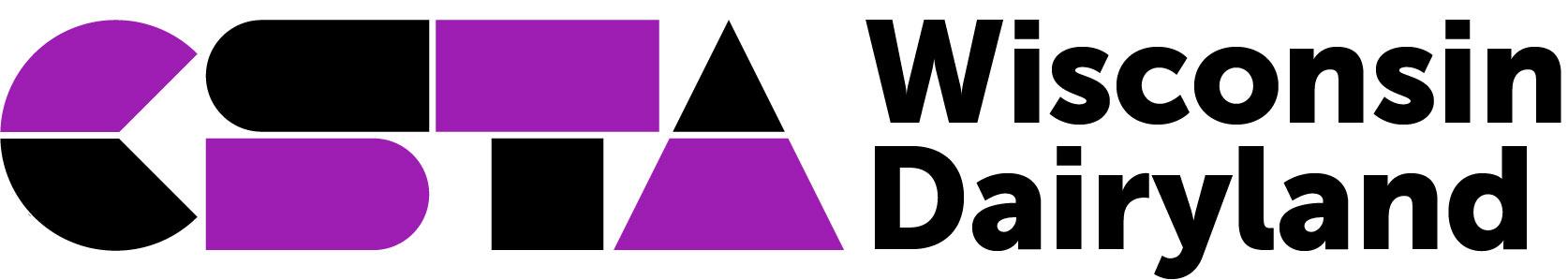 CSTA Wisconsin Dairyland logo