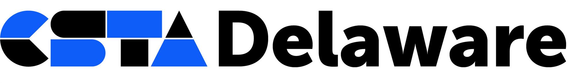 CSTA Delaware logo