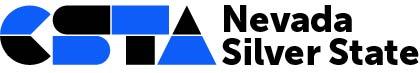 CSTA Nevada Silver State logo
