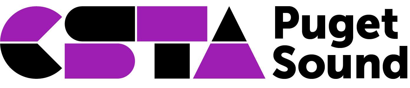 CSTA Puget Sound logo