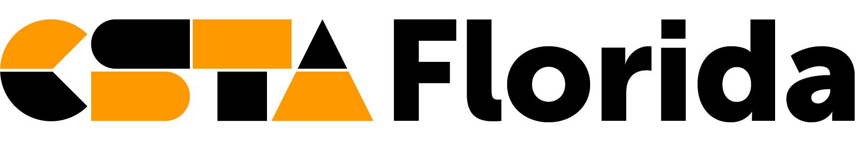 CSTA Florida logo