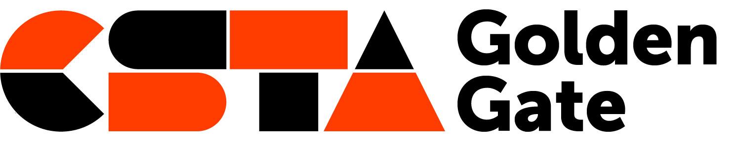 CSTA Golden Gate logo