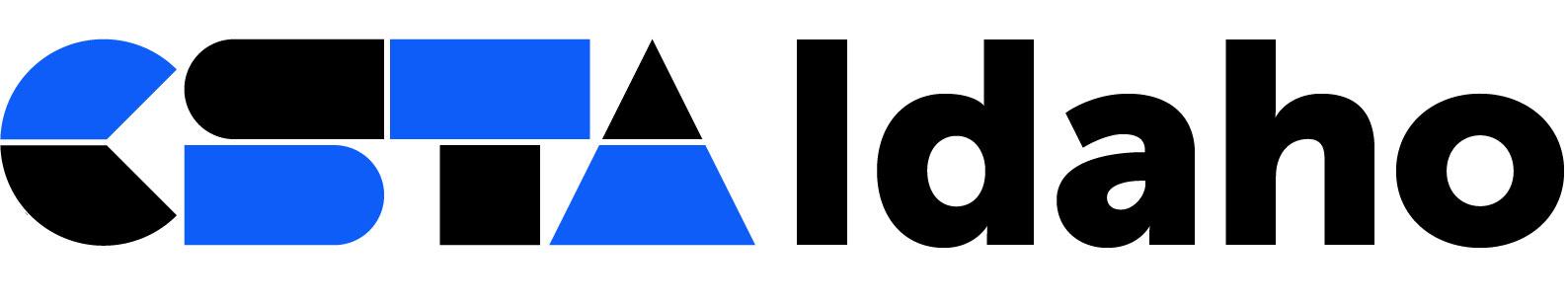 CSTA Idaho logo