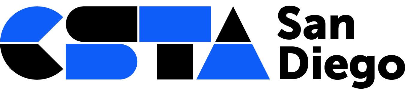 CSTA San Diego logo