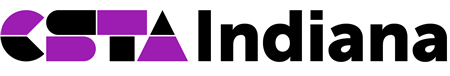 CSTA Indiana logo