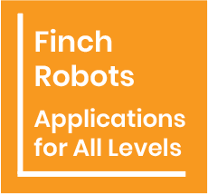 Finch Robots – Applications for All Levels (CSTA Southern VA)