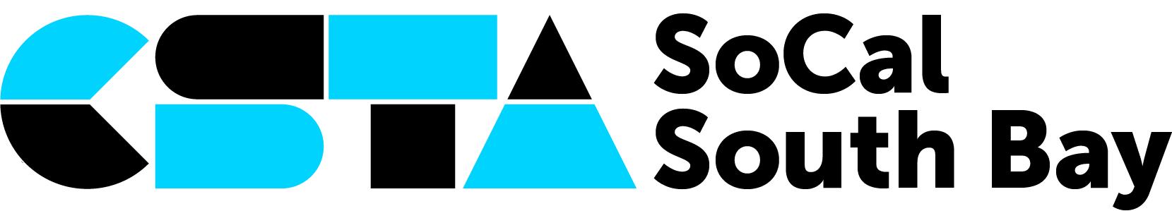 CSTA SoCal South Bay logo