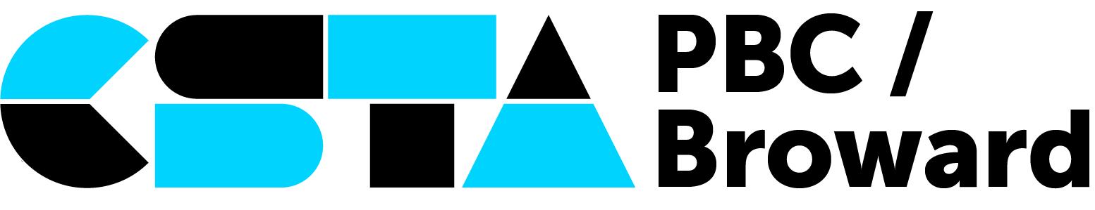 CSTA PBC / Broward (FL) logo