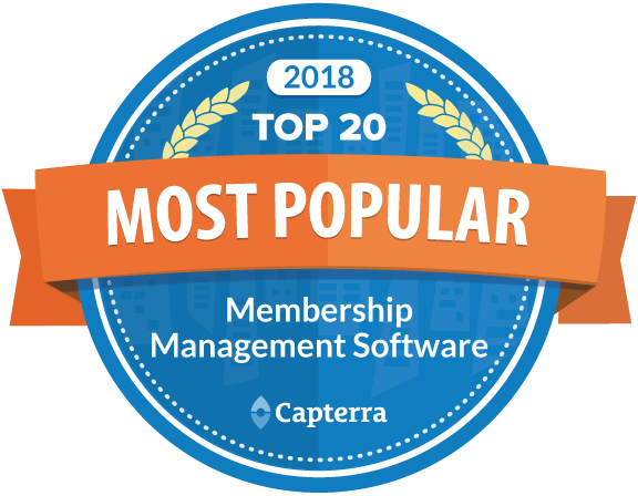 ClubRunner Top 20 Most Popular Membership Software 2018