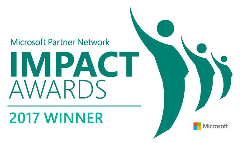 ClubRunner recognized as winner of 2017 Microsoft Impact Awards